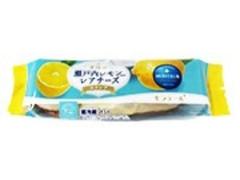 モンテール 小さな洋菓子店 瀬戸内レモン仕立て レアチーズエクレア 袋1個