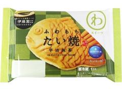 モンテール 小さな洋菓子店 ふわもちたい焼 宇治抹茶