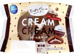 モンテール 小さな洋菓子店 クリーム生サンド チョコチップ&ミルク