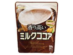 名糖 香り高いミルクココア 袋500g