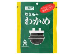ミシマ 炊き込みわかめ 袋30g