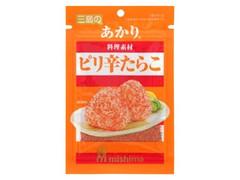 ミシマ 三島のあかり 料理素材 ピリ辛たらこ