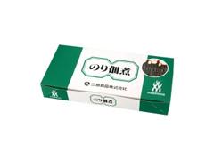 ミシマ のり佃煮 箱320g