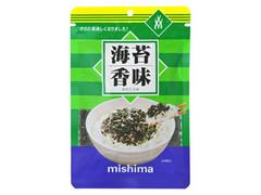 ミシマ 海苔香味 袋40g