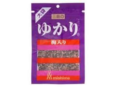 ミシマ ゆかり 梅入り 袋50g