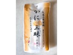 丸善 丸善の肴蒲鉾 かに三昧 袋210g(35g×6本入)