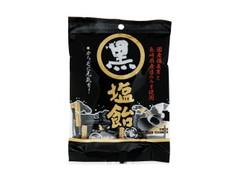 宮川製菓 黒塩飴 袋85g