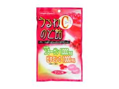 宮川製菓 うるわCのど飴 ザクロ味 袋80g