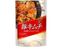 モランボン 韓の食菜 豚キムチ 袋180g
