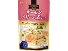 モランボン BISTRO FISH サーモンクリーム煮用ソース 袋250g