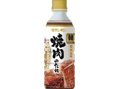 モランボン 韓 焼肉のたれ 果実風味 ボトル520g