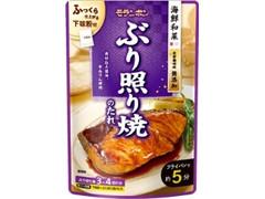 モランボン 海鮮和菜 ぶり照り焼のたれ 袋100g