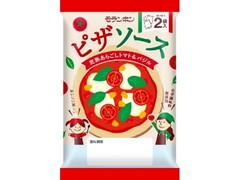 モランボン ピザソース 完熟あらごしトマト&バジル