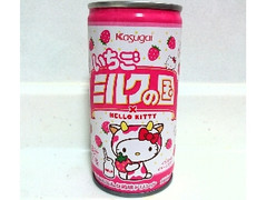 日東紅茶 いちごミルクの国 缶190g