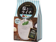 日東紅茶 塩とライチ 袋9.9g×10