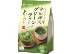 三井銘茶 宇治抹茶グリーンティー 箱12g×8