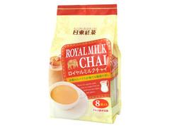 日東紅茶 ロイヤルミルクチャイ 袋14g×8