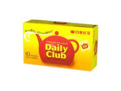 日東紅茶 デイリークラブ ティーバッグ 箱2.2g×10