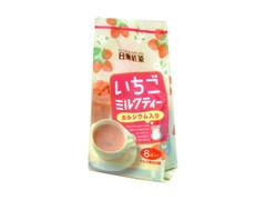 日東紅茶 いちごミルクティー 袋14g×8