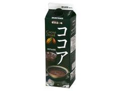 MORIYAMA 喫茶店の味 ココア パック1000ml