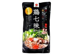 盛田 鶏七味鍋つゆ 袋600g