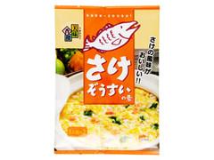 ミヤジマ 美味香桜 さけぞうすいの素 袋7.8g×2