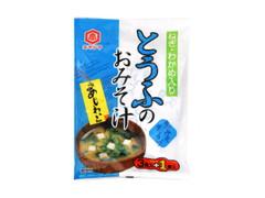 ミヤジマ とうふのおみそ汁 ねぎわかめ入り 袋85.6g