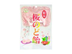 マルエ 桜のど飴 袋90g