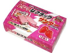 有楽製菓 ピンクなブラックサンダー プレミアムいちご味 箱12本