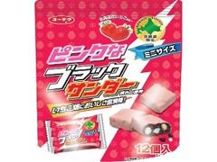 有楽製菓 ピンクなブラックサンダー ミニサイズ 袋12個