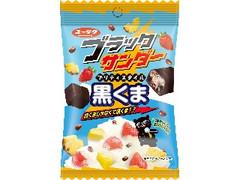 有楽製菓 ブラックサンダープリティスタイル 黒くま 袋50g
