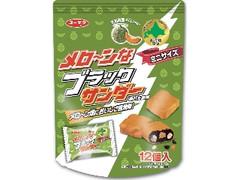有楽製菓 メロ~ンなブラックサンダー ミニサイズ 袋12個