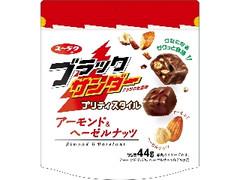 有楽製菓 ブラックサンダー プリティスタイル アーモンド&ヘーゼルナッツ 袋44g