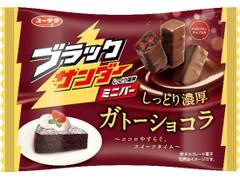 有楽製菓 ブラックサンダー ガトーショコラ
