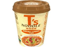 ヤマダイ T's NOODLE 酸辣湯麺 カップ67g