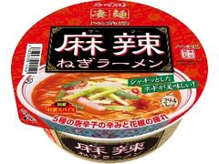 ニュータッチ 凄麺 麻辣ねぎラーメン カップ109g