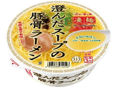 ニュータッチ 凄麺 澄んだスープの豚骨ラーメン カップ103g