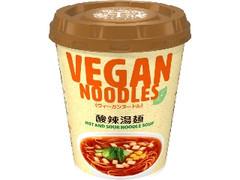 ニュータッチ ヴィーガンヌードル 酸辣湯麺 カップ66g