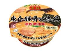 ニュータッチ 凄麺 魚介豚骨の逸品 カップ122g