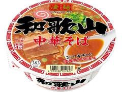ニュータッチ 凄麺 和歌山中華そば カップ119g