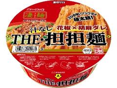 ニュータッチ 凄麺 THE・汁なし担担麺 カップ125g