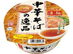 ニュータッチ 凄麺 中華そばの逸品 カップ117g