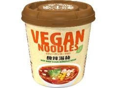ニュータッチ ヴィーガンヌードル 酸辣湯麺 カップ72g