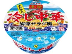 ニュータッチ 凄麺 冷し中華 海藻サラダ風