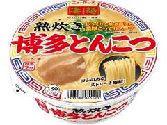 ニュータッチ 凄麺 熟炊き博多とんこつ