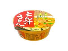 ニュータッチ とん汁うどん カップ116g