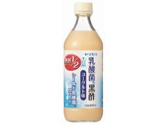 ヤマモリ 乳酸菌黒酢 ヨーグルト味 糖質&カロリーハーフ 瓶500ml