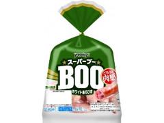 米久 スーパーブー BOO ホワイトあらびき 袋207g