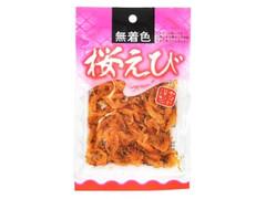 ヤマト食品 桜えび 無着色 袋10g
