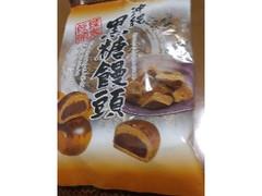 ラマン 沖縄黒糖饅頭 袋6個